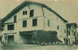 Cpa64 Vieux Cambo Maisons Basques - Autres Communes