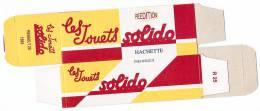 SOLIDO - BOITE VIDE  - RENAULT 25 - 1984 - Altre Collezioni