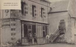 22 PONTRIEUX - CUISINE DES SOUS OFFICIERS - Pontrieux