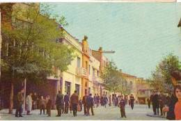 AK ALBANIEN KOSOVSKA MITROVICA , OLD POSTCARD 1966 - Albanie
