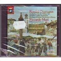 ROSSINI OVERTURES  RICCARDO MUTI - Klassik