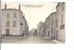 D 1002  LEMPDES  ROUTE DE FRUGERES LES MINES - Autres Communes