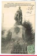 MARS-LA-TOUR (Meurthe-et-Moselle )  Le Monument National..... - Frankrijk