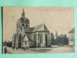 DIENVILLE - L'Eglise - Autres Communes