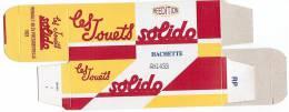 SOLIDO - BOITE VIDE  - RENAULT 40CV PRESIDENTIELLE - 1923. - Autres Collections