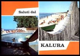 LIDO KALURA (Reggio Calabria) SPIAGGIA BOLANO - NVG - Reggio Calabria