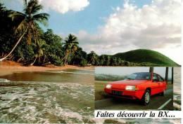 AUTOMOBILES : CITROËN BX - Cartes Postales