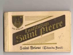 Saint Brieuc  Institution Saint Pierre 9 Cartes - Saint-Brieuc