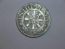 Indonesia 25 Sen 1952 (4243) - Indonesia