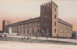 Italy Pavia Castello dei Visconti