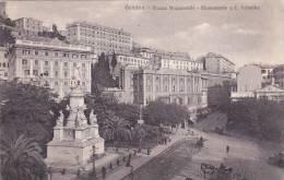 Italy Genova Piazza Acquaverde Monumento Colombo