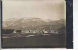 Photo Ancienne De Villard  De Lans Vue General  Voir 2 Scans - Villard-de-Lans