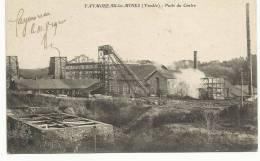 FAYMOREAU-les-MINES (Vendée) - Puits Du Centre - 1920 - France