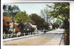 England Tettenhall Church Road ADVERTISING Postcards - Non Classés