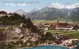 Innsbruck - Mit Berg Isel Und Stift Wilten  02-261 - Österreich