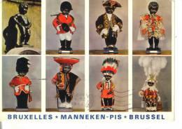 Belgio-bruxelles-manneken Pis - Artigianato
