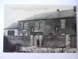 79 - AL1 -  LOUBLANDE - COUVENT DE CLAIRE FERCHAUD DONT LA CHAPELLE A ETE BENIE PAR Mr L'ARCHEVEQUE DE POITIERS - Other Municipalities