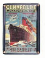 CUNARD LINE - Magnets
