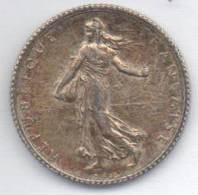 FRANCIA 1 FRANC 1917 AG - Francia