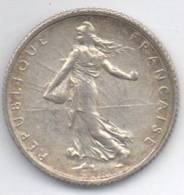 FRANCIA 1 FRANC 1918 AG - Francia