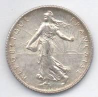 FRANCIA 1 FRANC 1915 AG - Francia