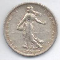 FRANCIA 1 FRANC 1913 AG - Francia