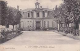 CPA 28  CHATEAUNEUF-EN-THIMERAIS ,l'Hôpital. - France