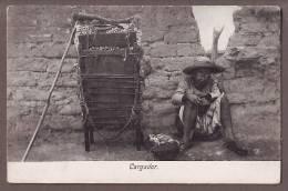 Guatemala   Cargador Gu34 - Guatemala