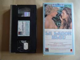 LE LAGON BLEU  VHS CASSETTE FILM - Actie, Avontuur