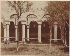 Rottenbach, OT Paulinzella, Saalfeld-Rudolstadt Thüringen, Romanische Klosterruine Langhaus V. Süden FOTO 1920, Original - Orte