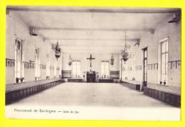 * Beirlegem - Beerlegem (Zingem - Gavere) * Pensionnat De Beirlegem, Salle De Jeu, école, School, TOP CPA, Old - Zingem