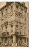 "Ancienne Cp ""  Bruxelles; 1/2 Min. Gare Du Midi; 40, Av Porte De Hal(coin Rue De Russie) Brasserie-Restaurant Maison Hau - Pubs, Hotels, Restaurants"