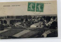39 ( Jura )  PETIT-NOIR  Centre Du Pays     Timbrée 1911 - France