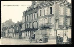 14 GRANDCAMP LES BAINS / Rue De La Marine / - France