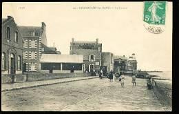 14 GRANDCAMP LES BAINS / Le Casino / - Other Municipalities
