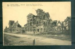 Ruines D'ypres 1914/18 - Ruines De L'asile Des Aliénes - Ub148 - Guerra 1914-18