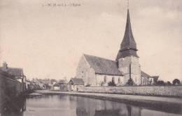 CPA 28  BU , L'église. - France