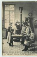 PERUWEIZ  -  Pensionnat Du Sacré Coeur, école Ménagère. - Péruwelz