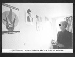 Garges-les-Gonesses - Foyer Sonacotra - Mai 1979 - Avant Les Expulsions - Dos Vierge - Garges Les Gonesses