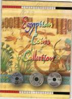 EGYPTIAN COINS COLLECTION. (PO23) - Egypte