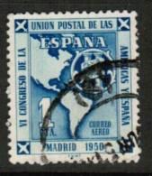 SPAIN   Scott #  C 131  VF USED - Poste Aérienne