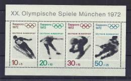 Allemagne Fédérale Bf: N°5**JO De Sapporo 1972 - [7] République Fédérale