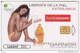 Mexico, 16967, Libérate De La Piel Extra Seca - Bodycocoon, Sexy, Garnier, 2 Scans - Mexiko