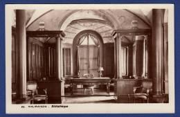 92 LA MALMAISON Château Bibliotheque - Chateau De La Malmaison