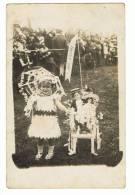 CARTE PHOTO  DIEPPE 1912 MANIFESTATION - Dieppe