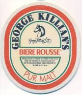 #D01-148 Viltje George Killian's - Sous-bocks