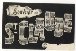 SAINT-CLAUDE -  SOUVENIR - Saint Claude