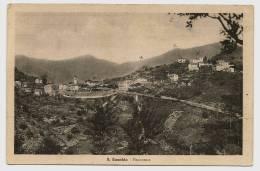 AK S. Eusebio Panorama (San Eusebio Cortona) - Andere Steden
