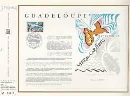 France CEF 138 - Guadeloupe Ilet Du Gosier - Maquette De Bequet - 1er Jour 20.06.70 Le Gosier - T. 1646 - Covers & Documents