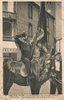"""AMELIE LES BAINS - Le Porte Drapeau Des Muletiers Catalans """"Au Porro"""" - Fête Traditionnelle De La Sain Eloi Le 25 Juin - France"""